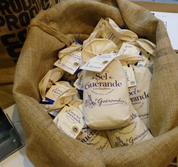 Gros Sel de Guérande - Sel Gris