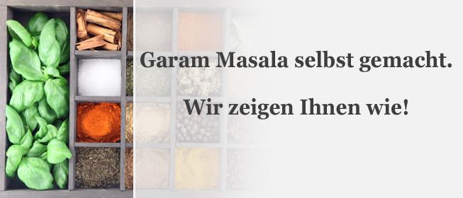 Garam Masala - ein Rezept aus Indien | Rund ums Gewürz | Gewürz-Blog | Gewürze der Welt