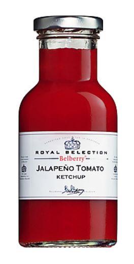 Jalapeno Tomato Ketchup