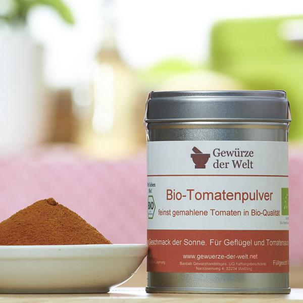 Bio Tomatenpulver