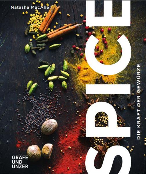 Buch Spice - Die Kraft der Gewürze
