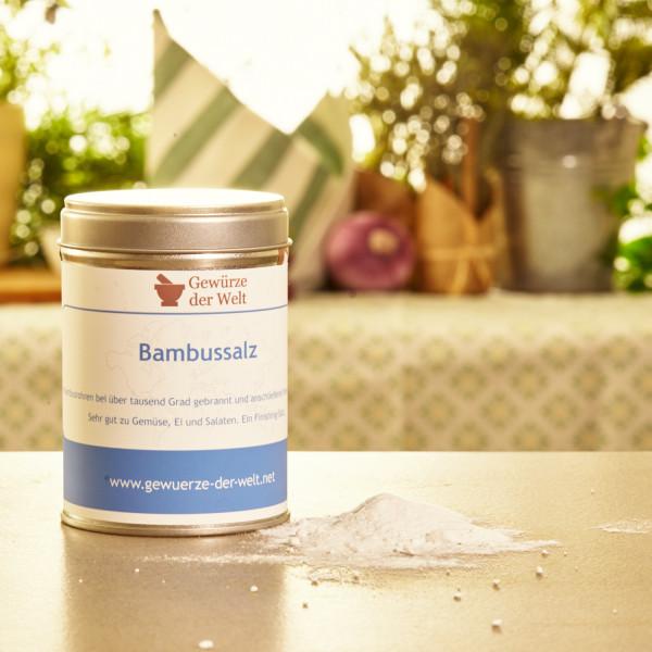 Bambussalz