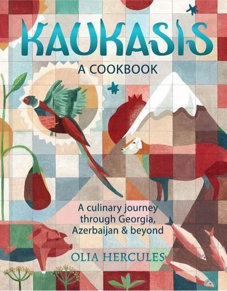 Buch Kaukasis