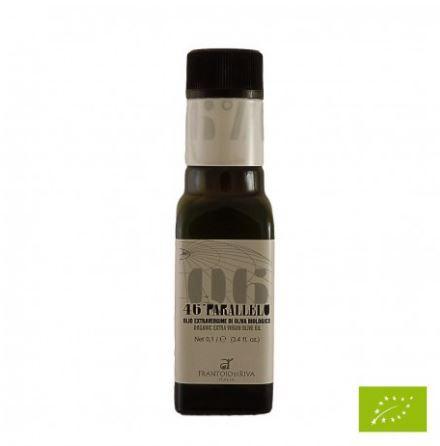 Agraria Riva del Garda Natives Bio Olivenöl Extra 46° Parallelo