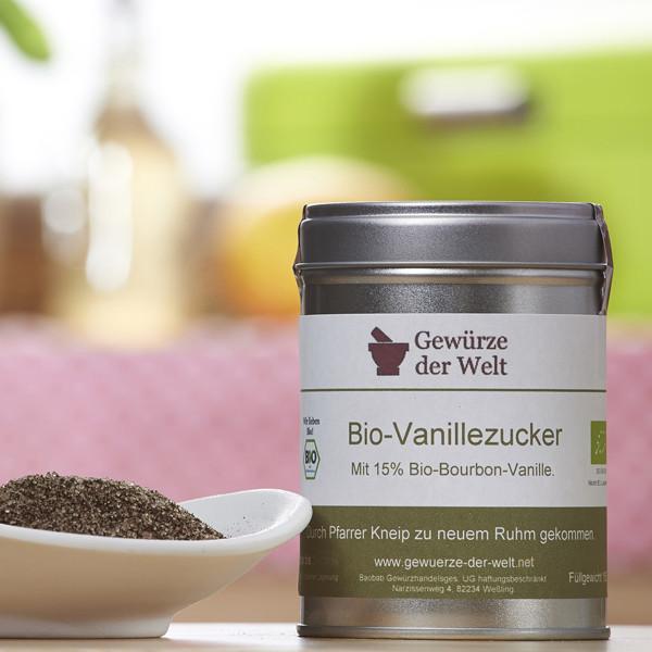 Bio Vanillezucker