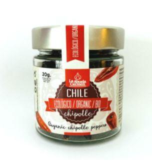 Bio Chili Chipotle ganz