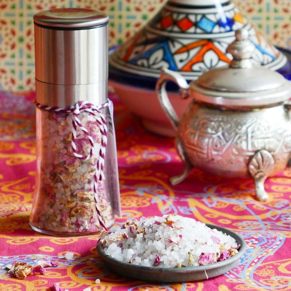 Bio Persisches Rosensalz