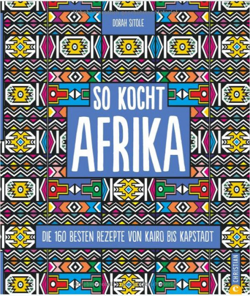 Buch So kocht Afrika