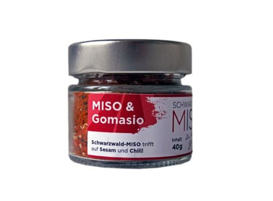 Miso & Gomasio
