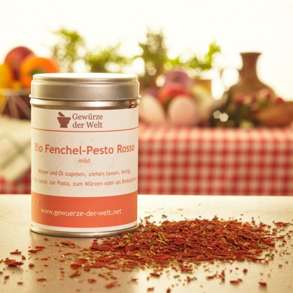Bio Fenchel-Pesto Rosso