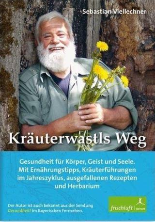 Buch Kräuterwastls Weg