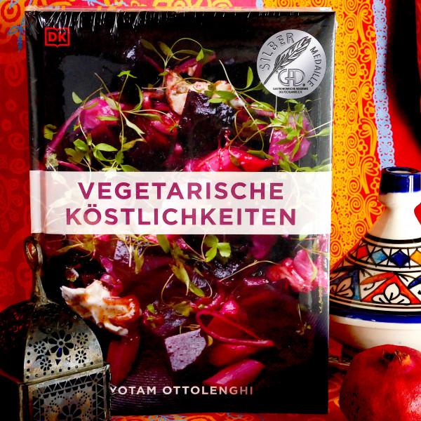 Buch Vegetarische Köstlichkeiten - von Yotam Ottolenghi