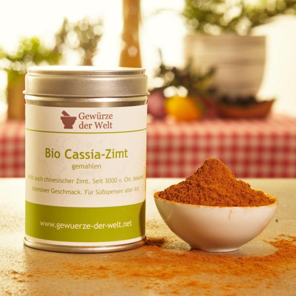 Bio Cassia-Zimt