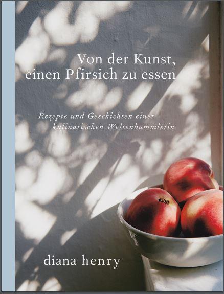 Buch Von der Kunst einen Pfirsich zu essen