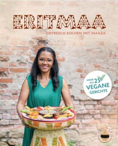 Buch Eritmaa - Eritreisch kochen mit Maaza