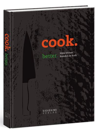 Buch Cook. Better.