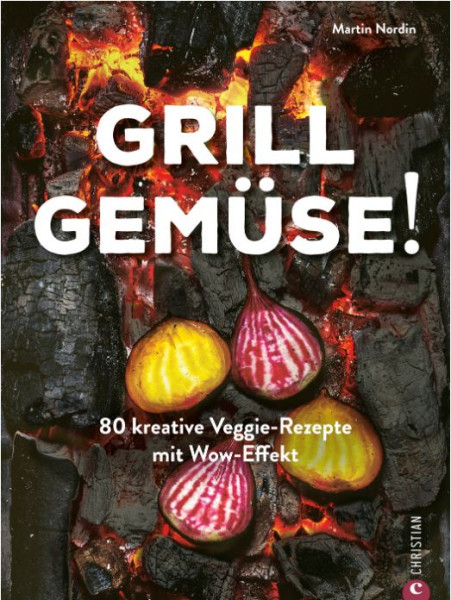 Buch Grill Gemüse