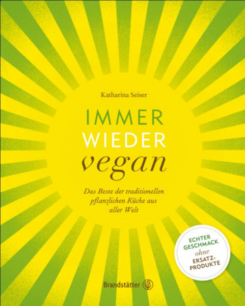 Buch Immer wieder vegan