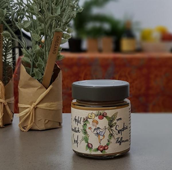 Bio Apfel-Meerrettich-Senf