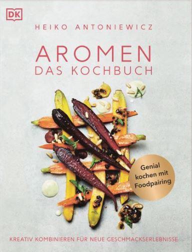 Buch Aromen – Das Kochbuch