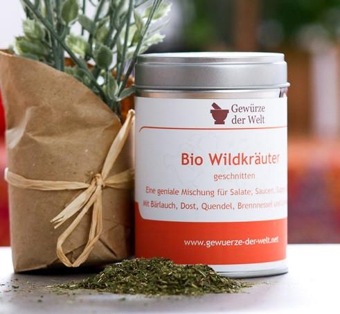 Bio Wildkräuter-Mischung