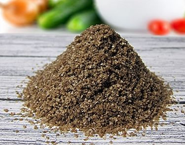 Salish Alderwood Smoked Sea Salt fine