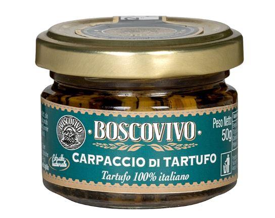 Boscovivo Carpaccio di Tartufo