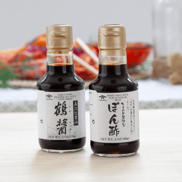 """Yamaroku Soja-Sauce """"Tsuro Bishio"""""""