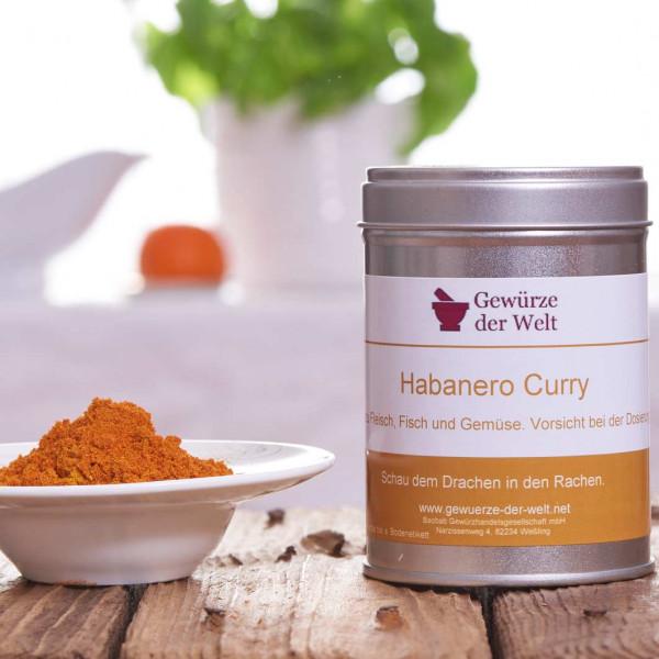 Habanero-Curry