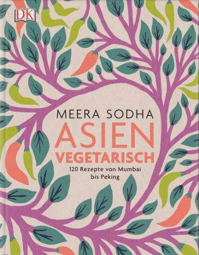 Buch Asien vegetarisch