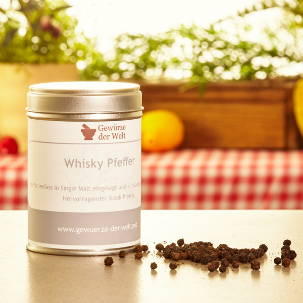 Whisky-Pfeffer