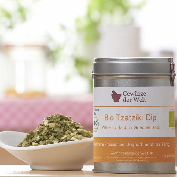 Bio Tzatziki-Dip