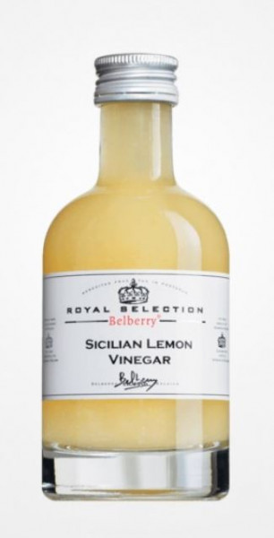 Sicilian Lemon Vinegar