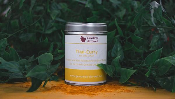 Thai-Curry rot