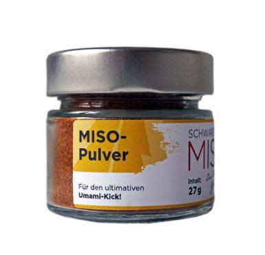 Bio Miso Pulver Pur
