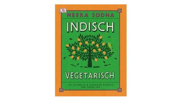 Buch Indisch Vegetarisch