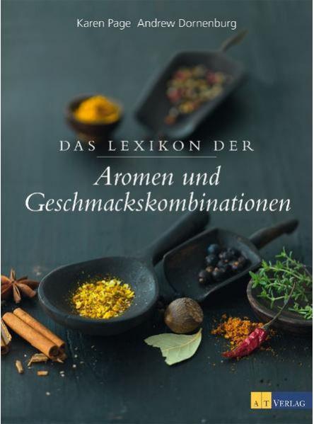 Buch Lexikon der Aromen und Geschmackskombinationen