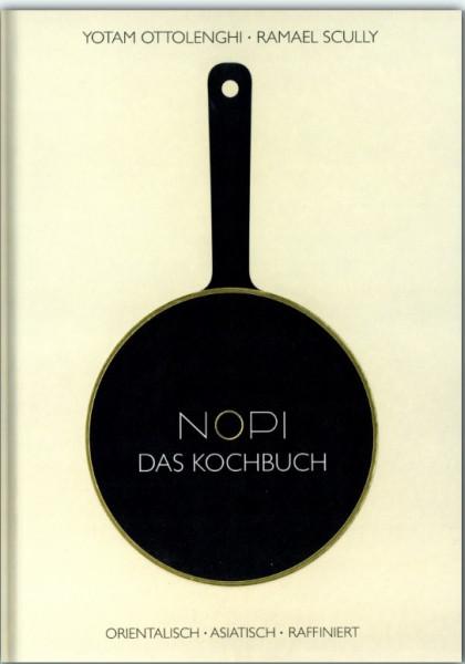 Buch Nopi - Das Kochbuch