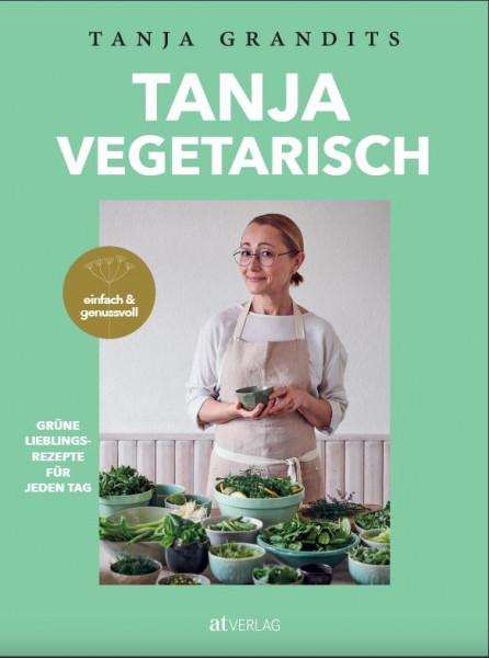 Buch Tanja vegetarisch