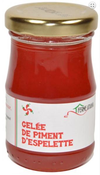 Gelée de Piment d'Espelette