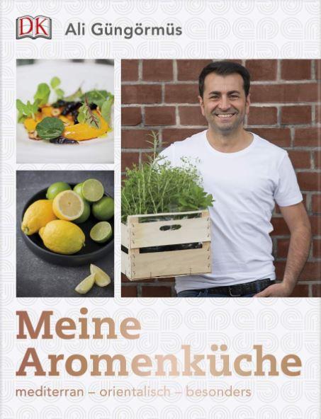 Buch Meine Aromenküche
