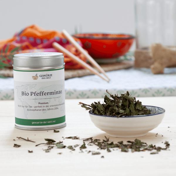 Bio Pfefferminze Premium