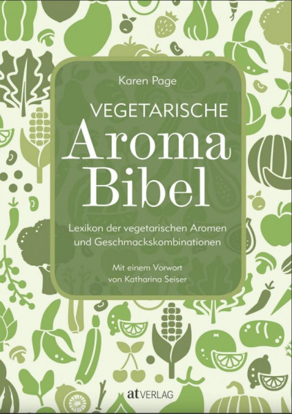 Buch Vegetarische Aroma Bibel