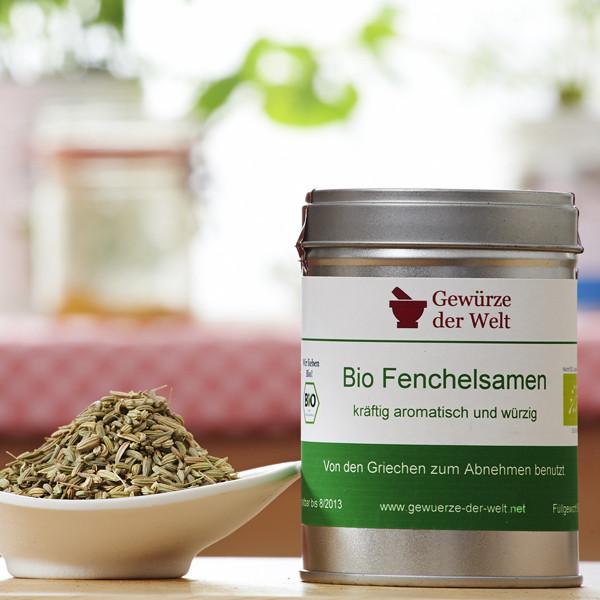 Bio Fenchelsamen