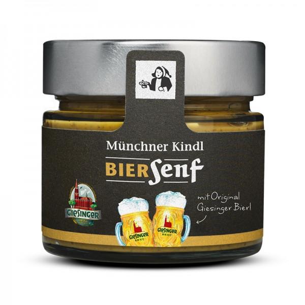Münchner Kindl Giesinger Bio Biersenf