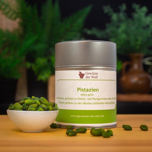 Bio Pistazienkerne grün