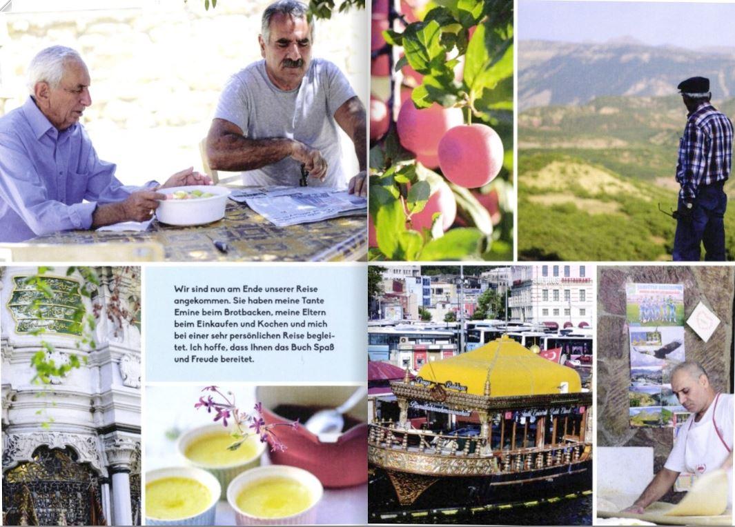 Buch Ali Güngörmüs - Meine türkische Küche