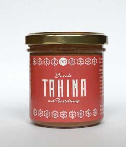 Bio Tahina mit Dattelsirup