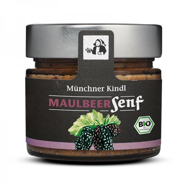 Münchner Kindl Bio Maulbeersenf
