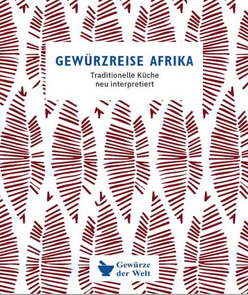 Buch Gewürzreise Afrika